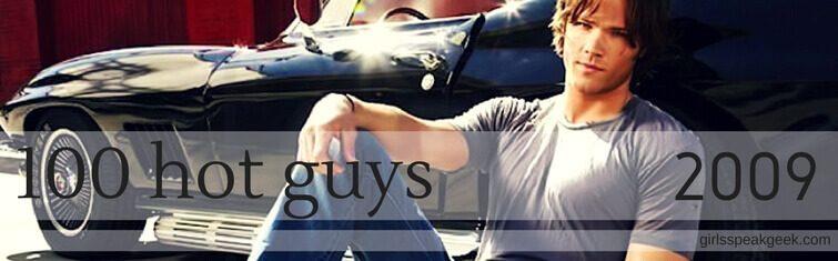 100 hot guys – 2009
