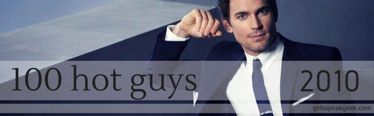 100 hot guys – 2010