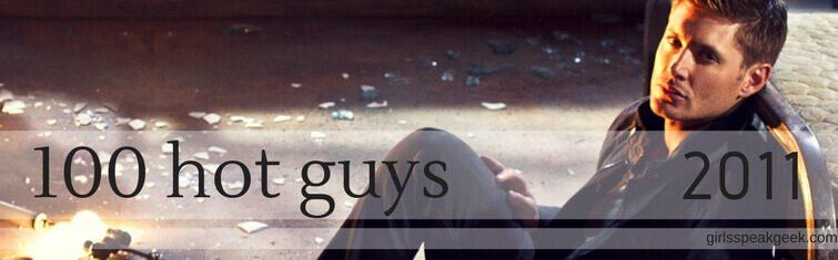 100 hot guys – 2011
