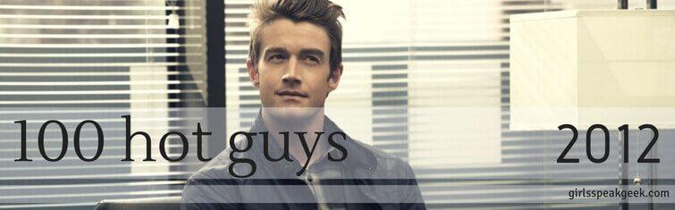 100 hot guys – 2012