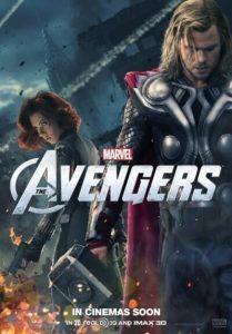 AVENGERS poster Chris Hemsworth