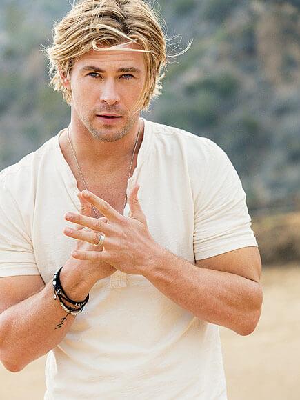 Chris Hemsworth People December 2014 23