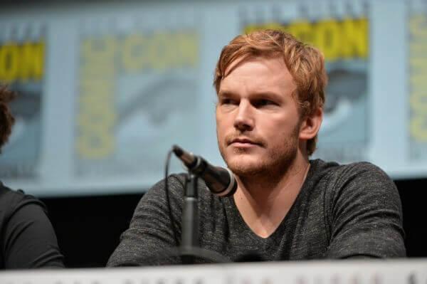 Comic Con Marvel Chris Pratt 2013