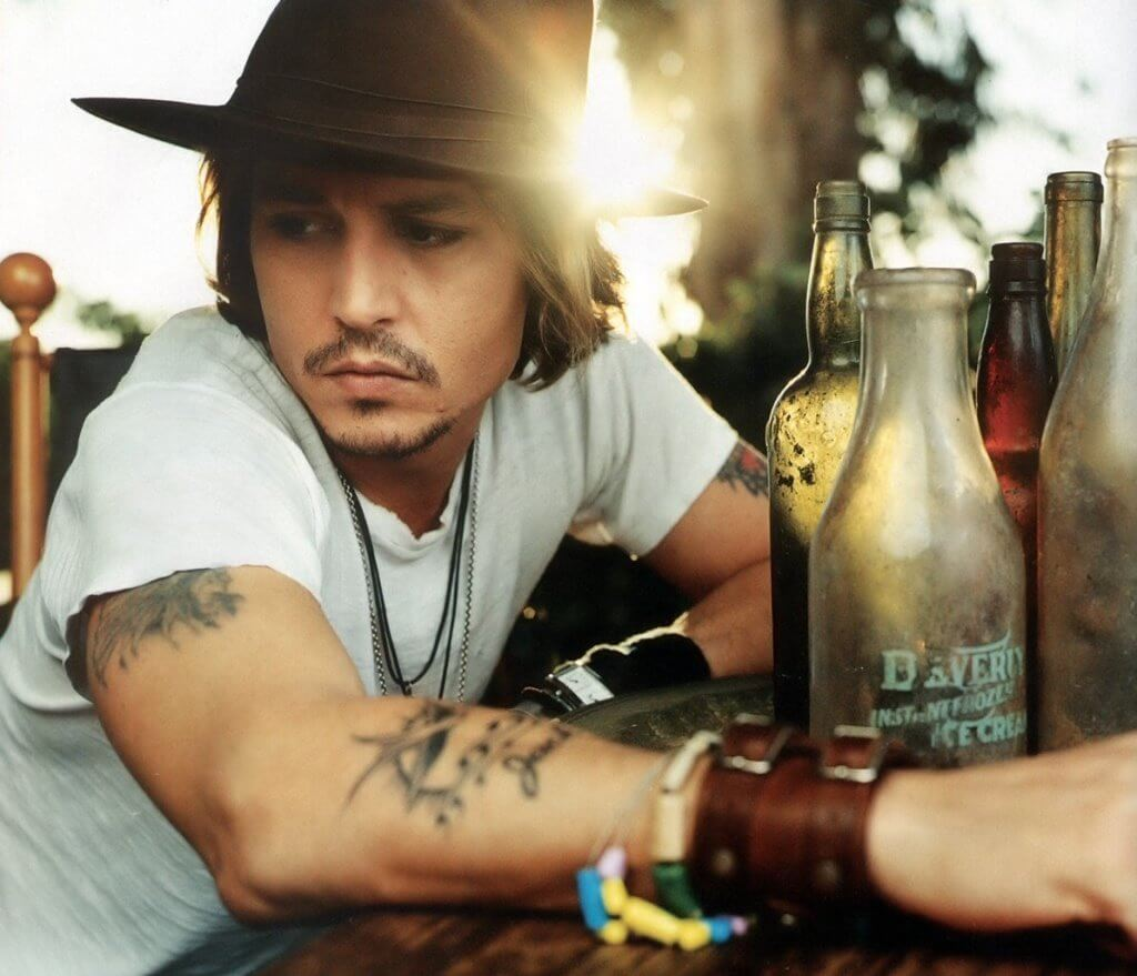 Johnny Depp People
