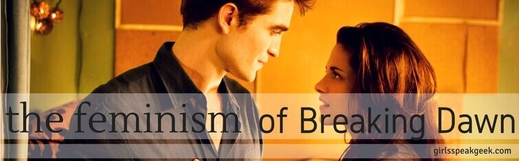 the feminism of breaking dawn