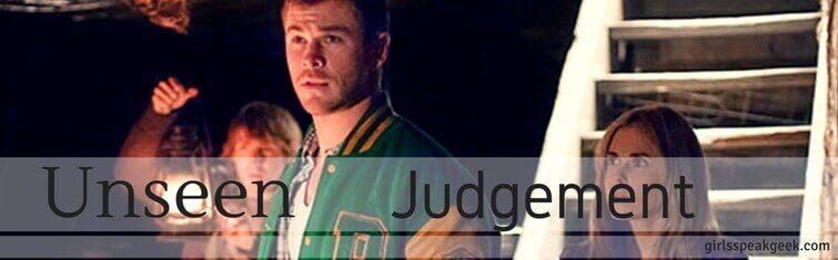 unseen judgement